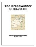 The Breadwinner - A Short Study Guide