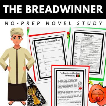 The Breadwinner By Deborah Ellis A Full Unit Novel Study