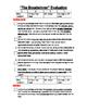 The Breadwinner Choice Board Mark Sheets