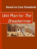 The Breadwinner Lesson Plans - A Full Unit Plan for Teaching The Breadwinner