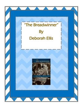 The Breadwinner Literature Circle Set