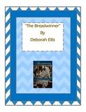 The Breadwinner Literature Circle Set