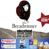 The Breadwinner Movie Guide | Questions | Worksheet (PG13 - 2017)