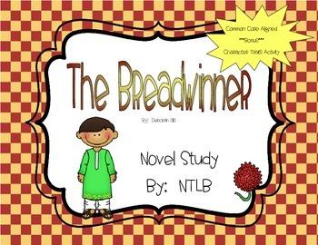 The Breadwinner Novel Study