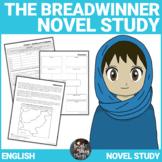 The Breadwinner Novel Study (Deborah Ellis)