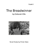 The Breadwinner Novel Study