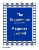 The Breadwinner Response Journal