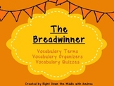 The Breadwinner {Vocabulary and Vocabulary Quizzes}