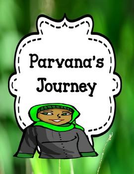The Breadwinner and Parvana's Journey Bundle