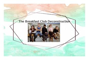 The Breakfast Club Film Deconstruction