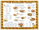 The Breakfast House Menu Mini Unit (2.MD.C.8 & 4.MD.A.2)