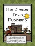 The Bremen Town Musicians - Reading Street, 2nd Grade, 2013