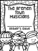 The Bremen Town Musicians Supplemental Activities (Second Grade Reading Street)