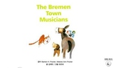The Bremen town musicians storybook