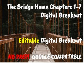 The Bridge Home Digital Breakout Chapters 1-7