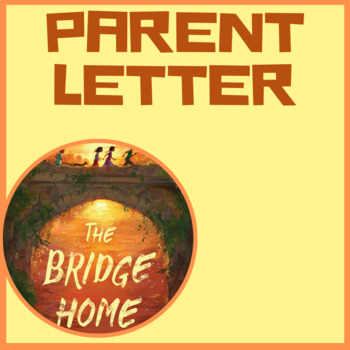 The Bridge Home Parent Letter