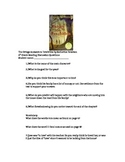 The Bridge to Terabithia Guided Reading Questions