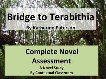 The Bridge to Terabithia Novel Assessment