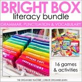 The Bright Box: Grammar, Punctuation & Vocabulary Bundle