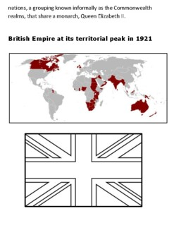 The British Empire Handout