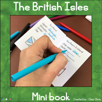 The British Isles Mini Book
