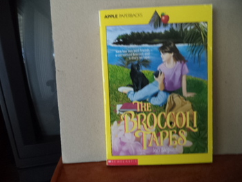 The Broccoli Tapes ISBN 0-590-43473-X