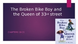 The Broken Bike Boy and the Queen of 33rd street Chapters 18-21