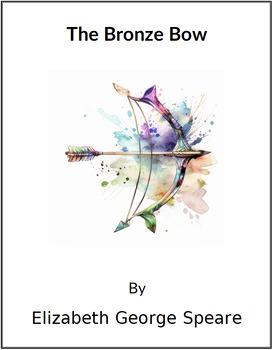 The Bronze Bow - (Reed Novel Studies)