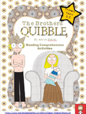 """Aaron Blabey """"The Brothers Quibble"""" - HOT reading comprehe"""