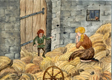 Rumplestiltskin by The Brothers' Grimm