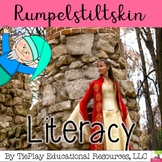 Rumpelstiltskin Literacy Reading Comprehension and Questions Activity