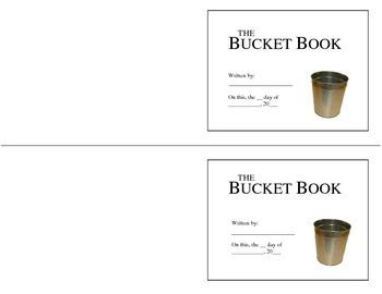 The Bucket Book