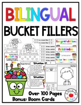 The Bucket Filler Team in Spanish