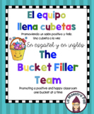 The Bucket Filler Team in Spanish and English