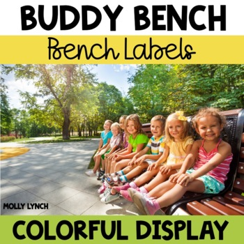 The Buddy Bench - A Solution for Playground Loneliness!