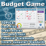 The Budgeting Game-Personal Finance simulation - ( 40 licenses ) - 1 year