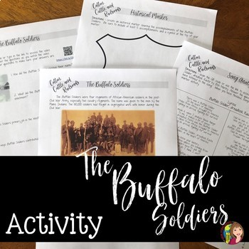 The Buffalo Soldiers Activity