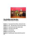 """""""The Buffalo and the Hen, A Readers Theater Script"""" [*New Book Trailer]"""