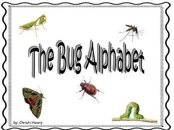 The Bug Alphabet - Promethean Board Flipchart