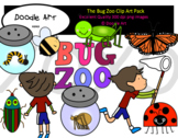 The Bug Zoo Clipart Pack