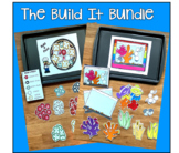 The Build It Bundle: Hands-On Activities for Centers and Stations
