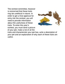 The Build a Pet Activity 2