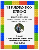 The Building Block Experience - Mini Room Transformation A