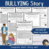 Bullying Activities - Short Story Study