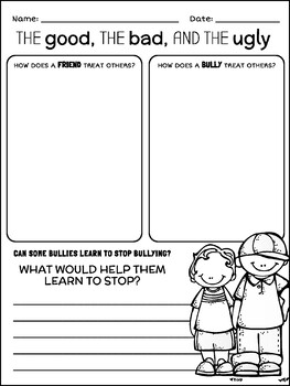 Bullying in the Classroom Picture Book (Book Video)