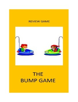 Review Game For Any Classroom:  The Bump Game