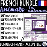 The Bundle: French, Animals