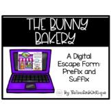 The Bunny Bakery: Digital Escape Room (Prefix and Suffix)