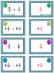 Spring Math Skills & Learning Center (Add & Subtract Unlike Fractions)