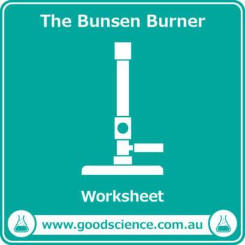 the bunsen burner worksheet by good science worksheets tpt. Black Bedroom Furniture Sets. Home Design Ideas